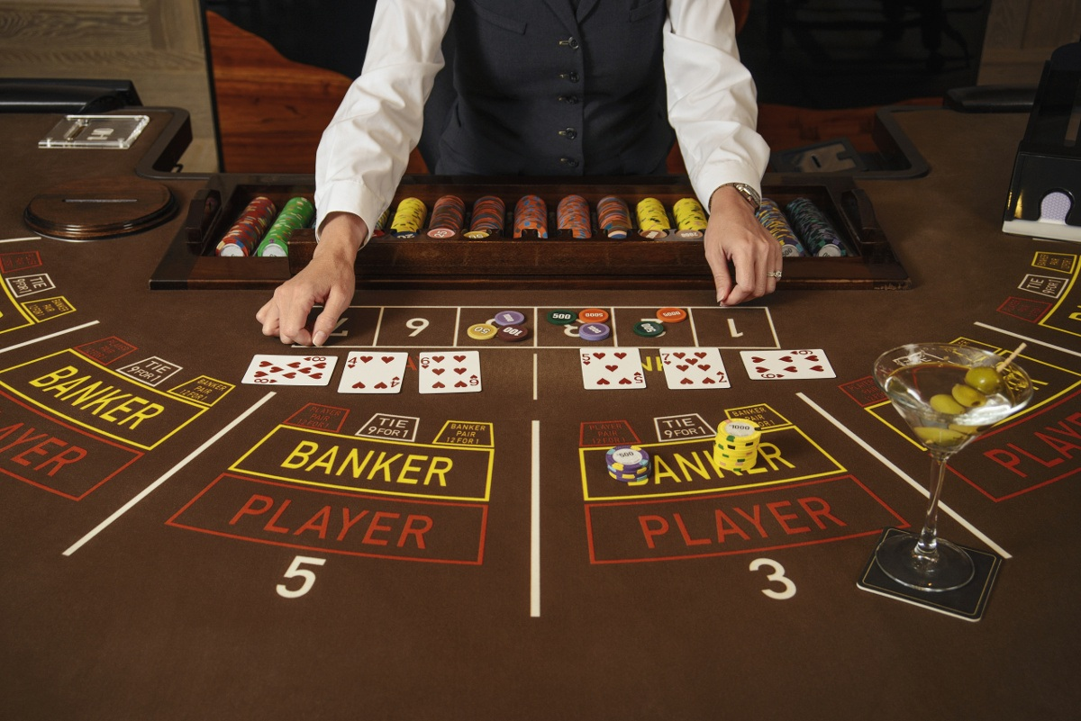 Knowing How To Play Baccarat- A Hazard Or An Amusement?