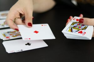 Six different types of poker games